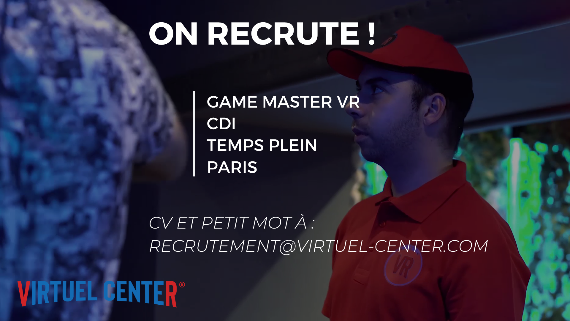 recrutement virtuel center