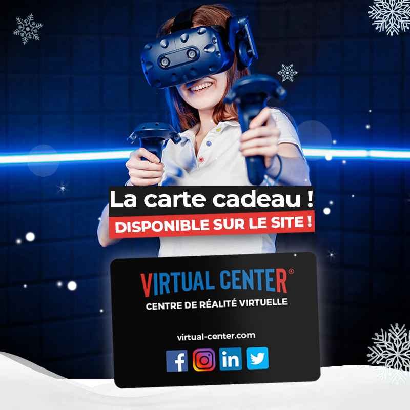 carte cadeau virtual center